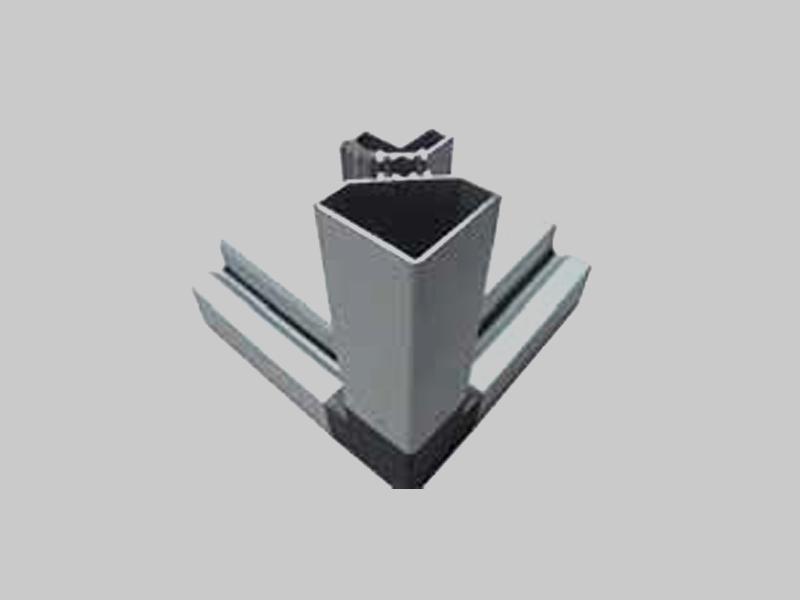 Aluminium Frame Fan Coil Unit Air Handling Unit Duct