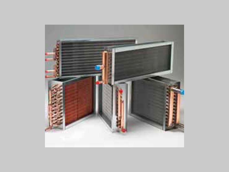 Cooling Amp Heating Coils Fan Coil Unit Air Handling