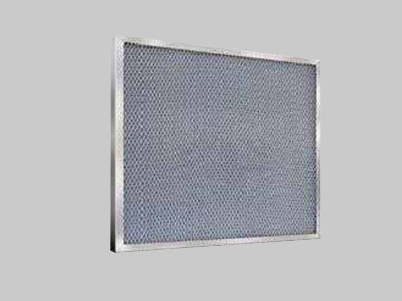 Filters Metallic Filters Fan Coil Unit Air Handling