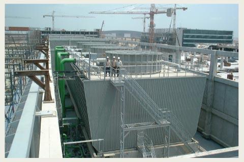Ebara Shinwa Cooling Towers Fan Coil Unit Air Handling